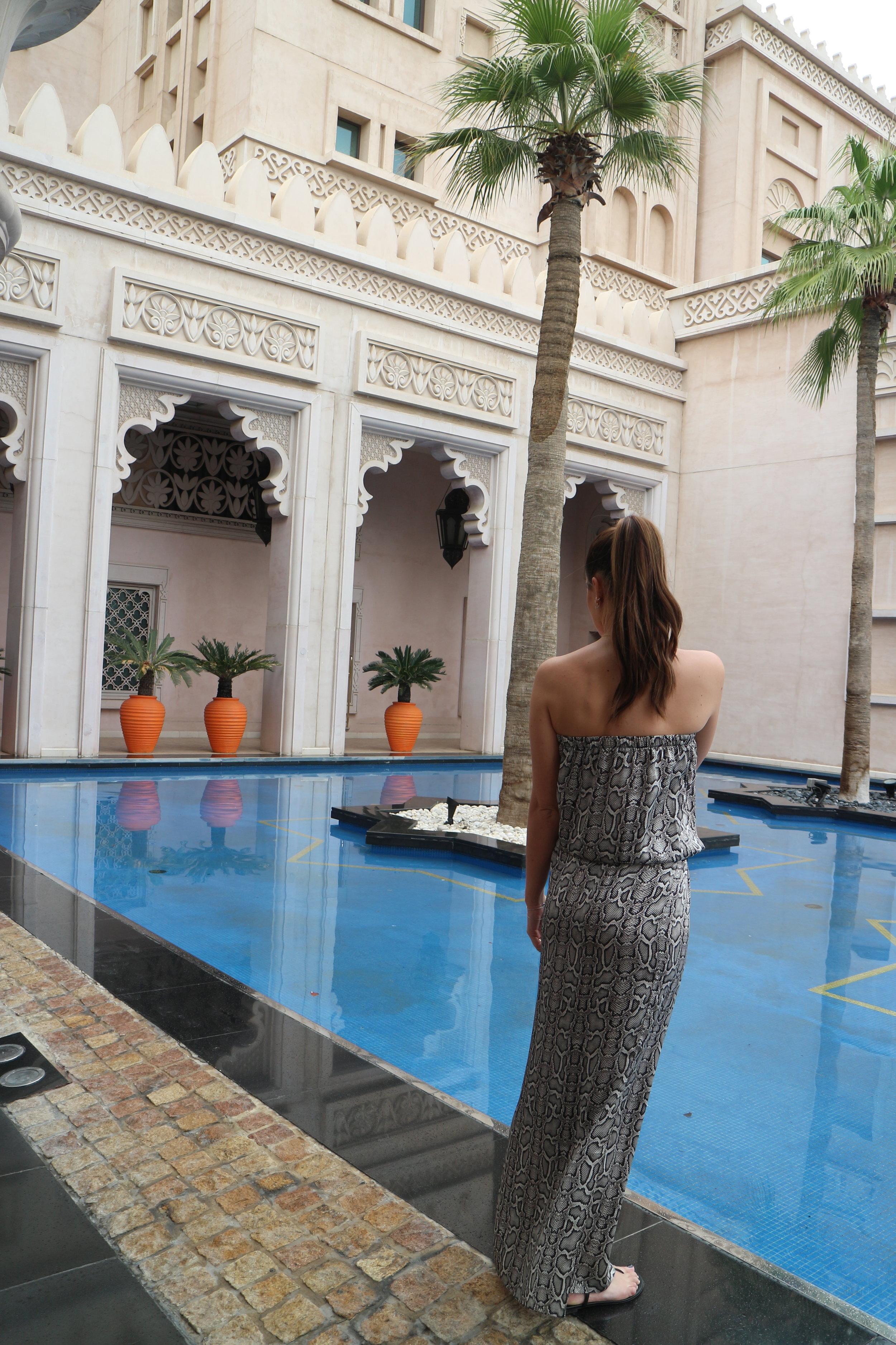 AL QSAR hotel