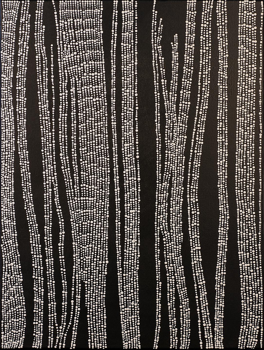"""Kelp Forest // 24"""" x 20"""" // 2013"""