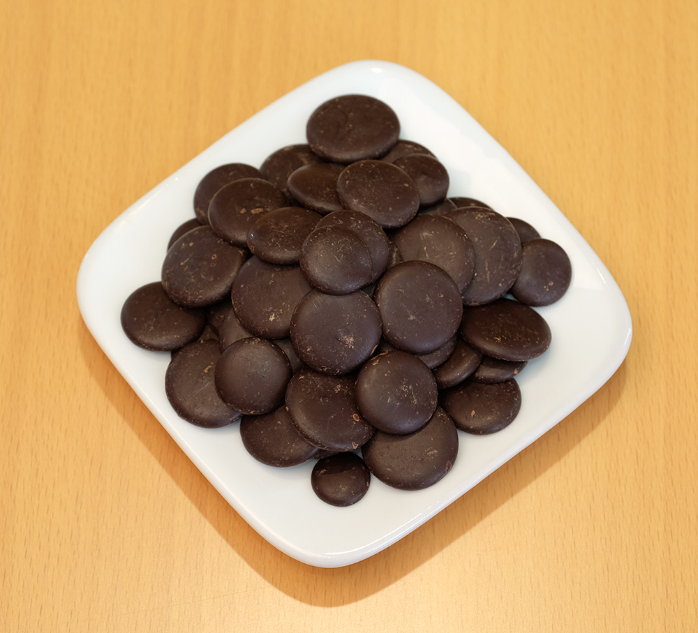 100% Unsweetened Cacao Medallions