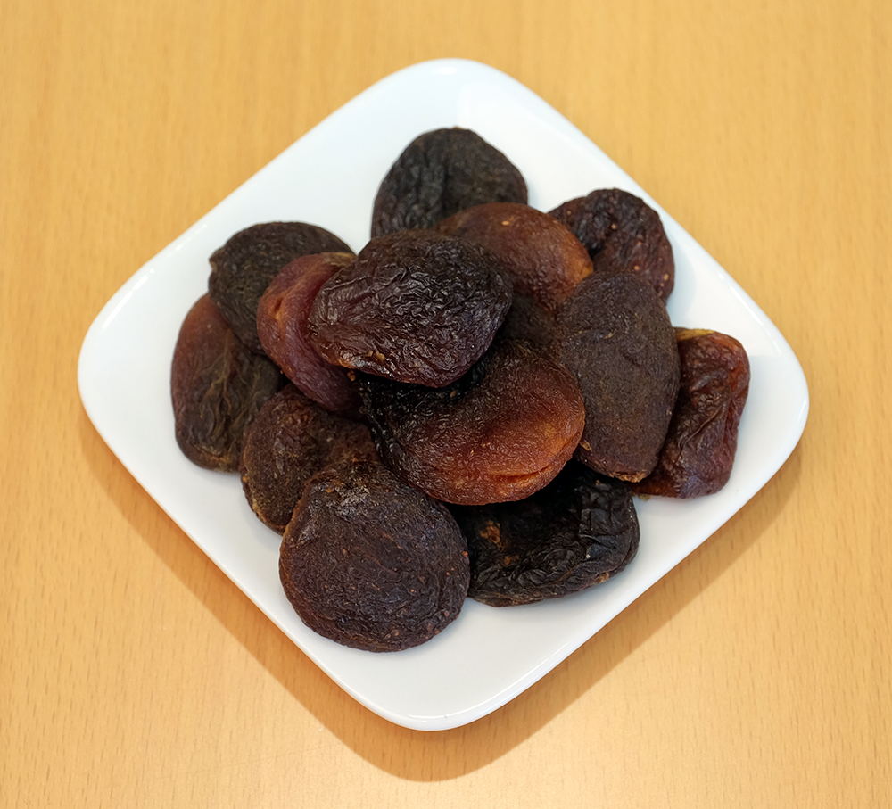 Raw Unsulfured Apricots