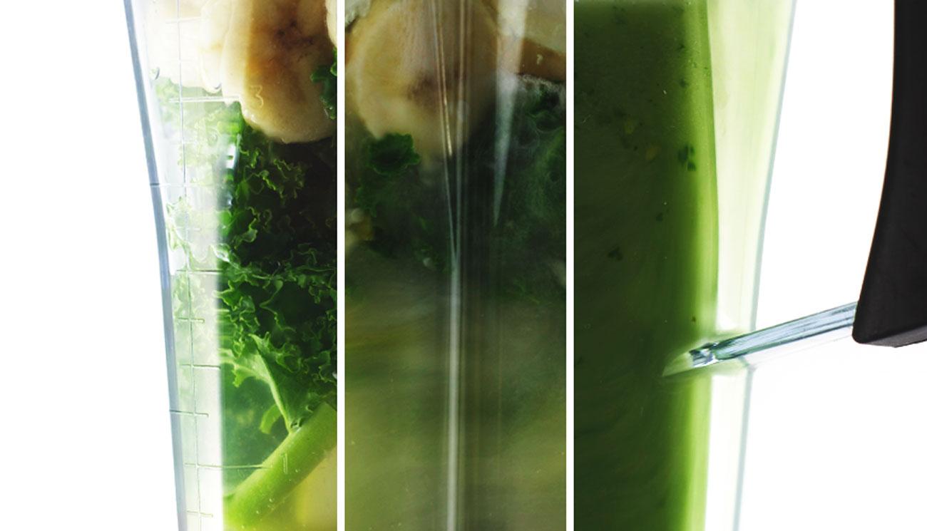 Crowd Pleasing Green Smoothie | Evergreen Kitchen | Vegan & Gluten Free
