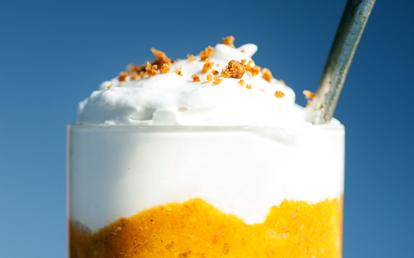 Pumpkin Pie Parfait with Coconut Whipped Cream // Natural Girl Modern World // Vegan