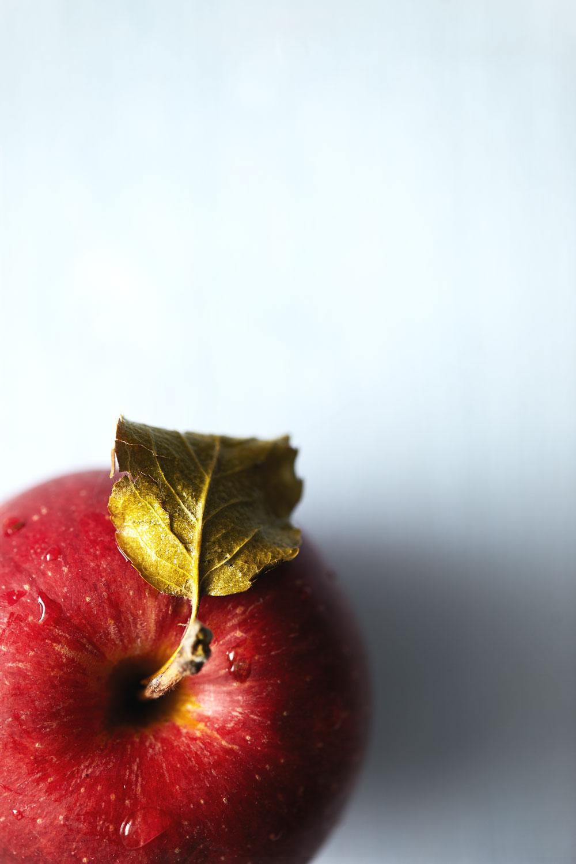 Apple Pie Ice Cream with Cinnamon Oat Crumble // Natural Girl Modern World // Vegan & Gluten Free