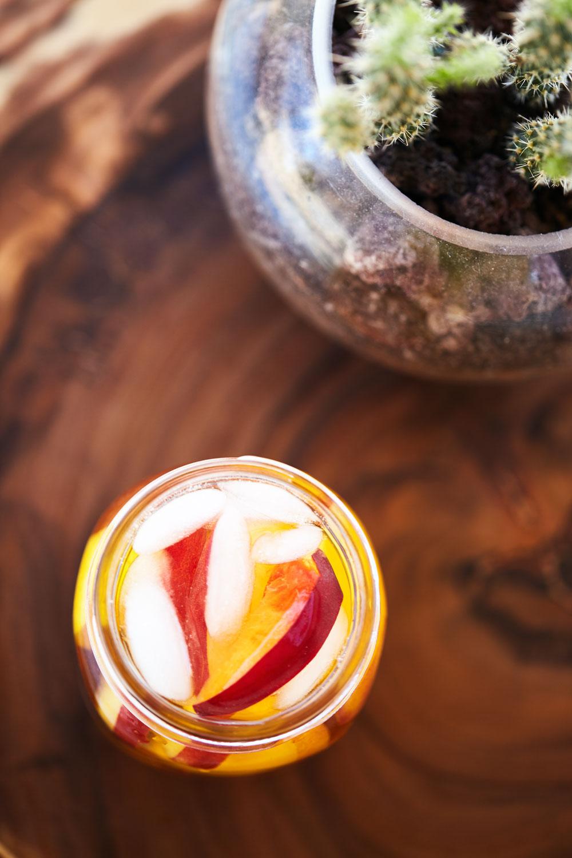 """Red Rooibos Tea """"Sangria"""" // Natural Girl Modern World // Vegan & Gluten Free"""