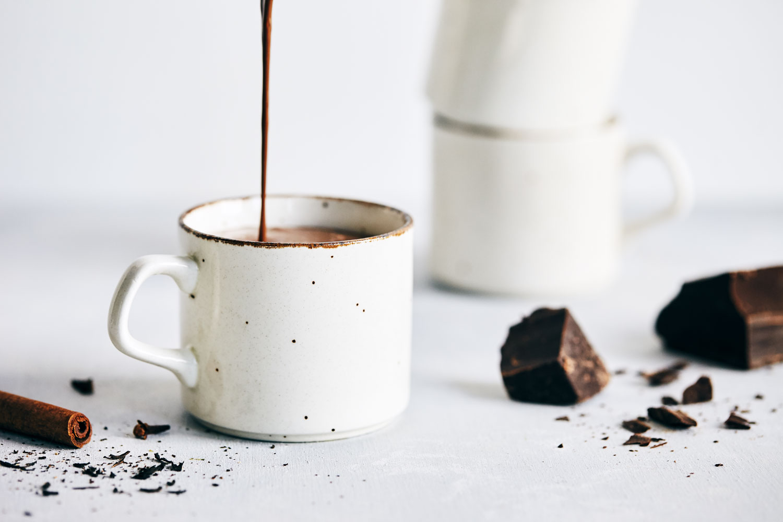 Chocolate Chai Pot De Creme // Natural Girl Modern World // Vegan & Gluten Free
