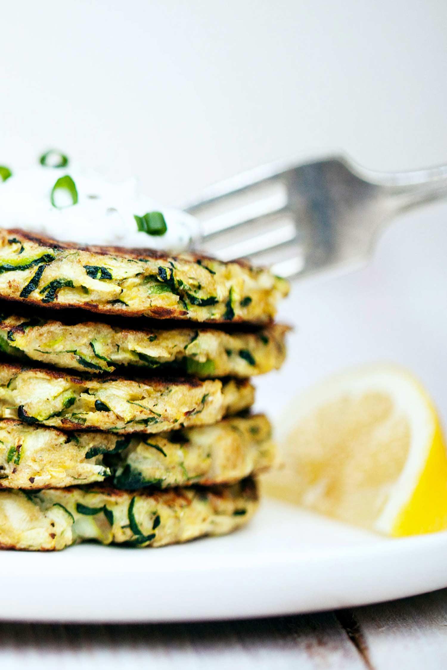 Zucchini-Fritters-with-Lemon-Dill-Yogurt-Sauce-Evergreen-Kitchen-1.jpg