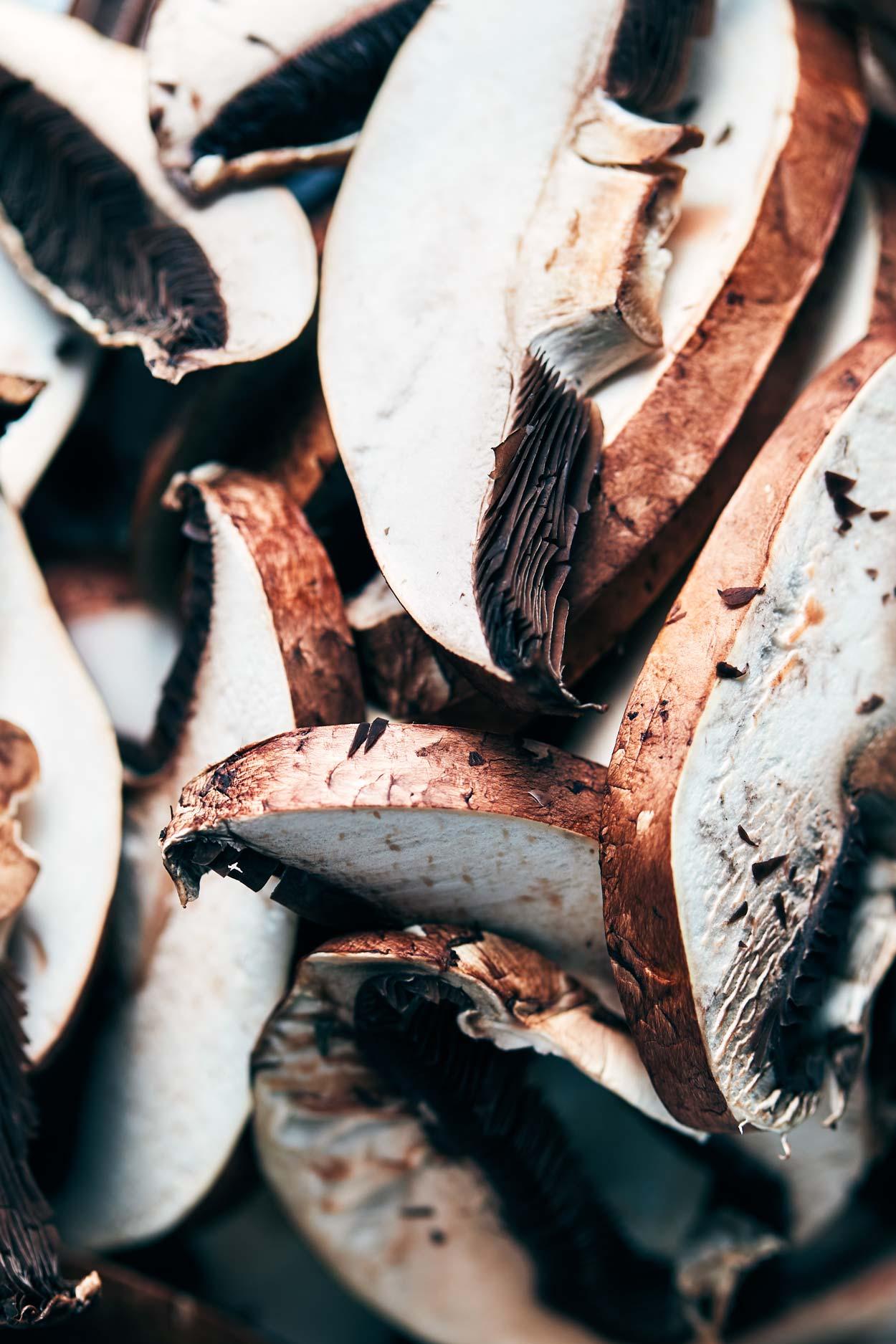 Smoky Portobello Mushroom Tacos | Evergreen Kitchen | Vegan & Gluten Free