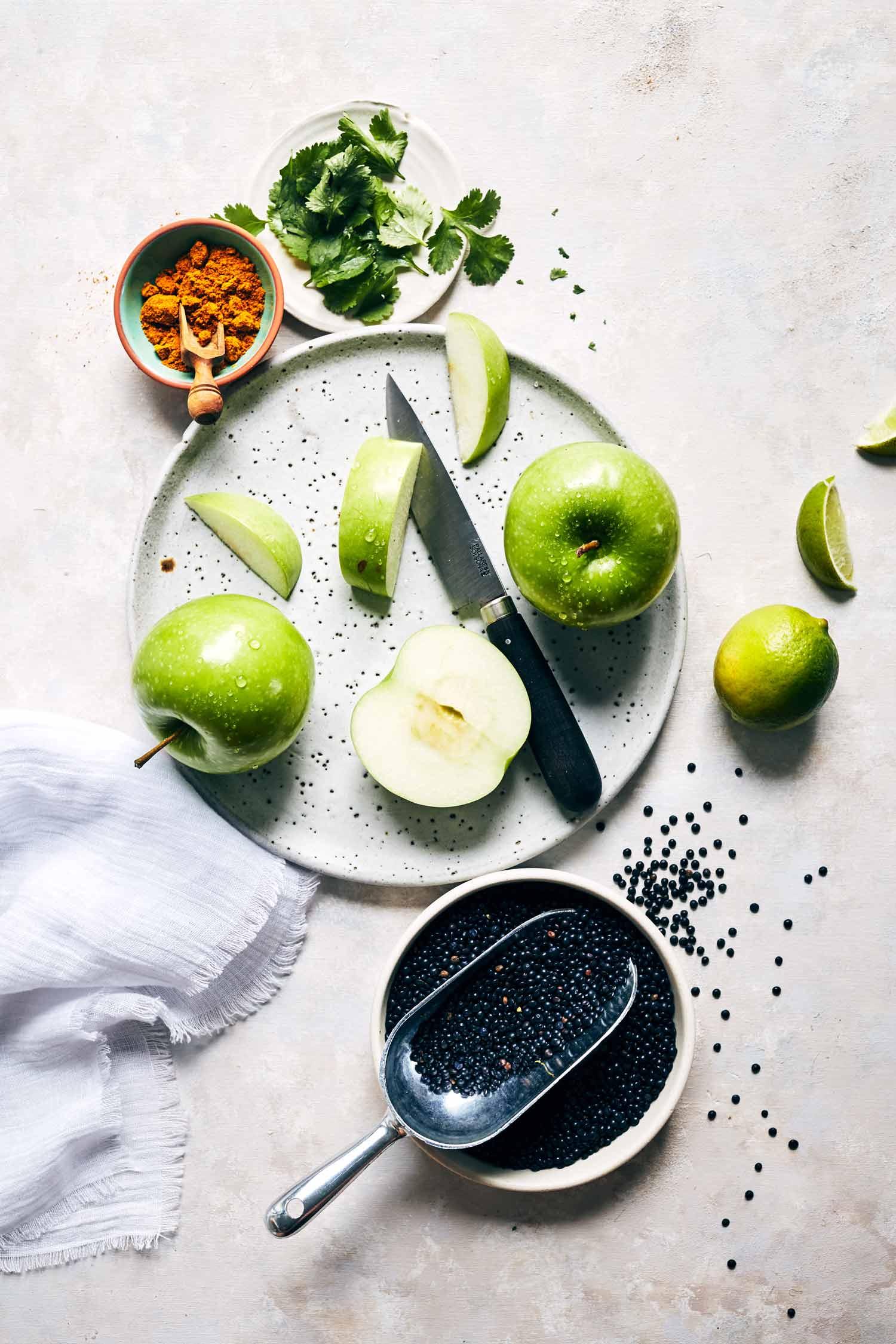 Curry Lentil Salad   Evergreen Kitchen   Vegan & Gluten Free