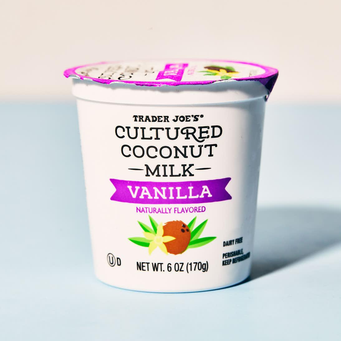Trader Joe's Cultured Coconut - Vanilla.jpg