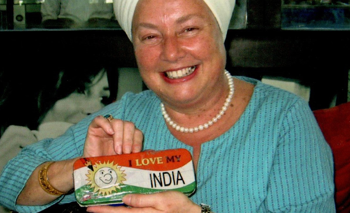 Khalsa Ladies Camp in India