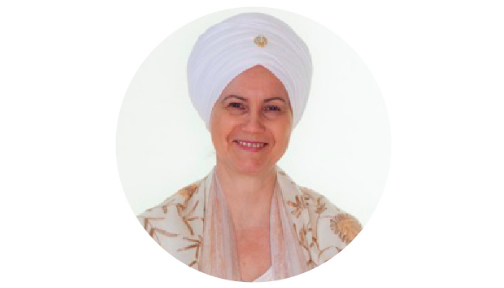 Nirmal Kaur  Nirmal Kaur has been a practitioner of yoga for over 30 years. And a Professional Level One Trainer in the Aquarian Academy, as well as a Level Three Teacher. Nirmal Kaur is an advanced practitioner and teacher of Sat Nam Rasayan, an ancient healing modality associated with Kundalini Yoga. She shares the teachings with great devotion, humour, and accessibility.