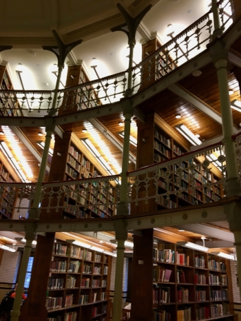 Library at Lehigh University