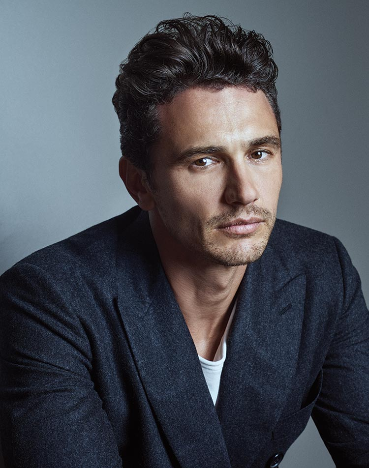 James Franco | out magazine by Gavin Bond