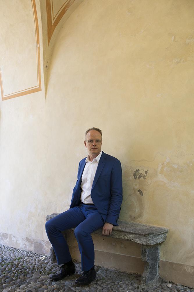 Hans-Ulrich Obrist for Tages Anzeiger