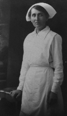 Nurse Bertha Shmidtke