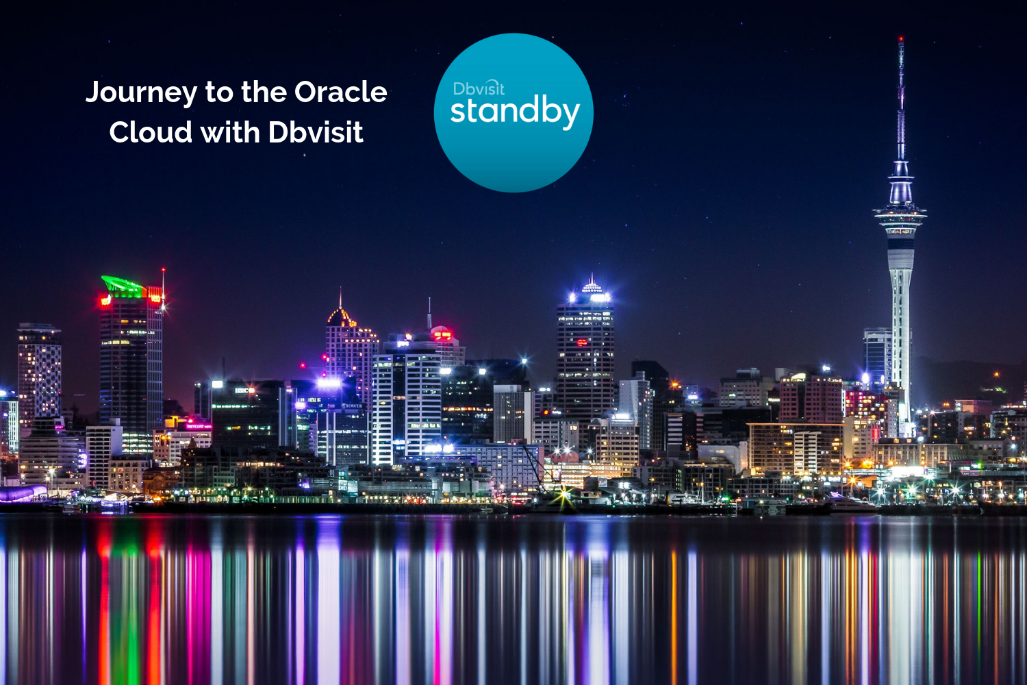 Journey to the Oracle Cloud with Dbvisit