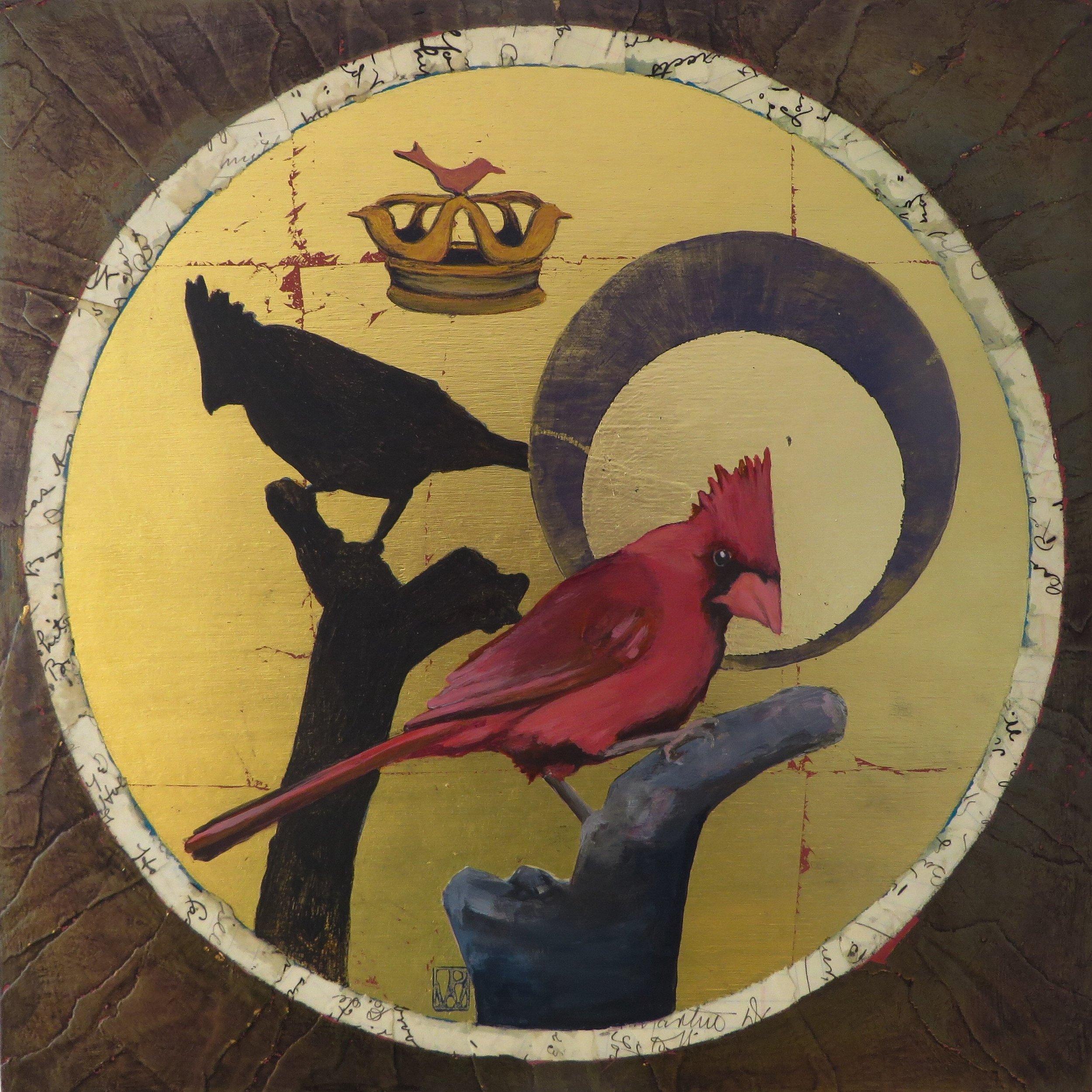 Twice Crowned - Cardinal