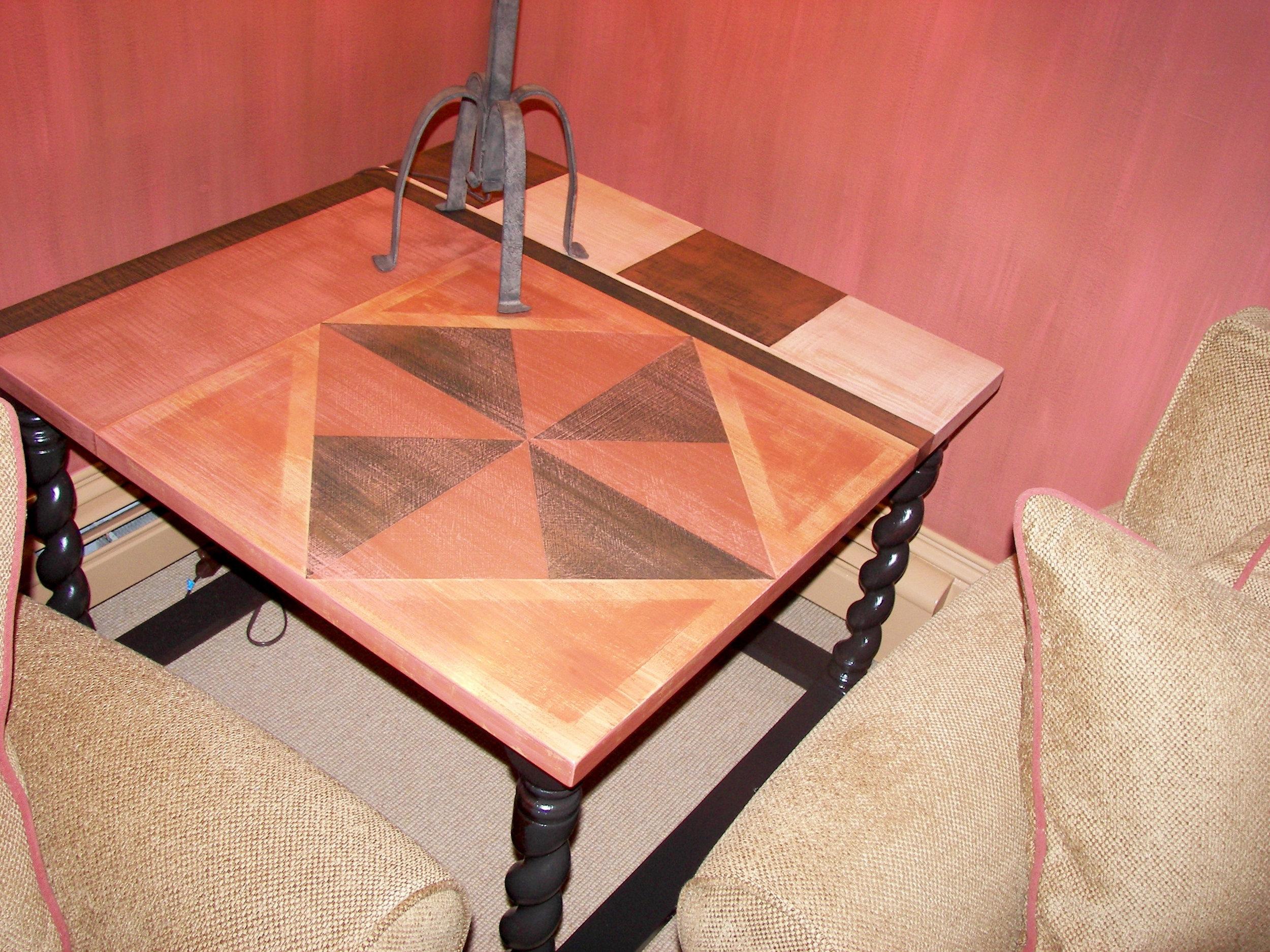 Table Redo