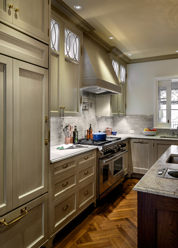 Beacon Hill Kitchen
