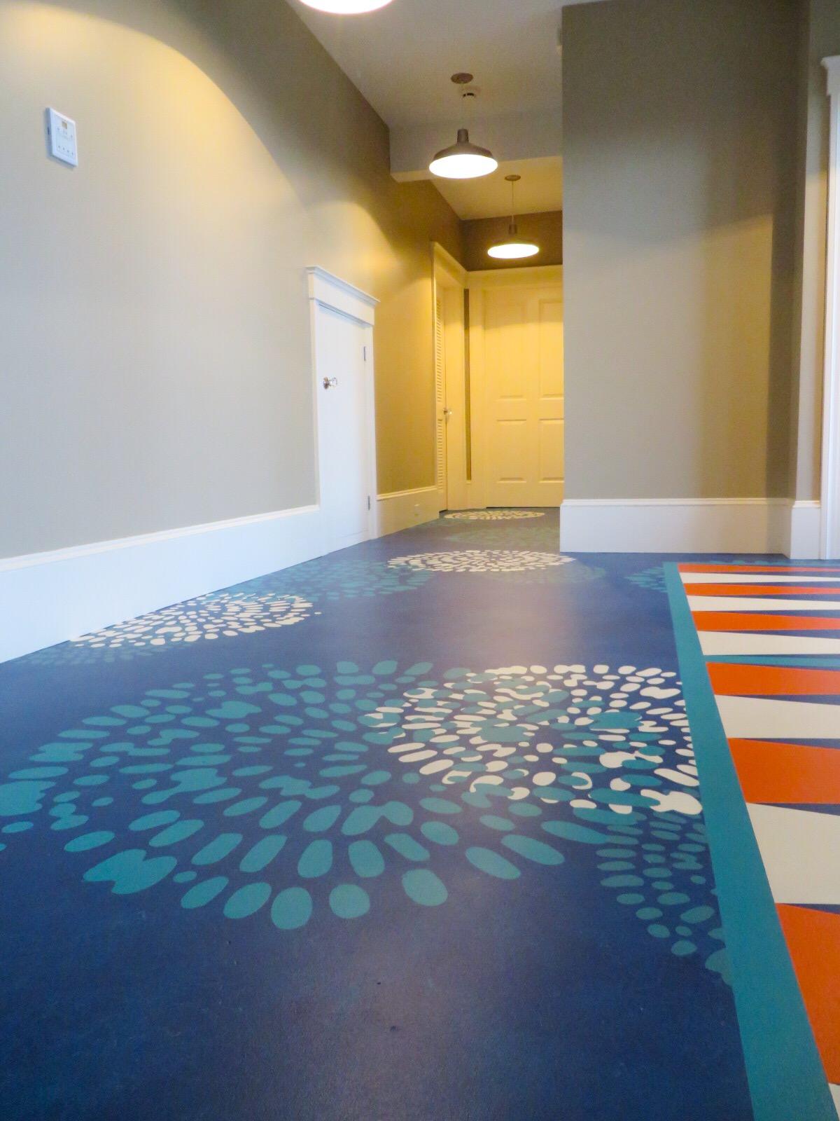 Big Floor, Big Pattern