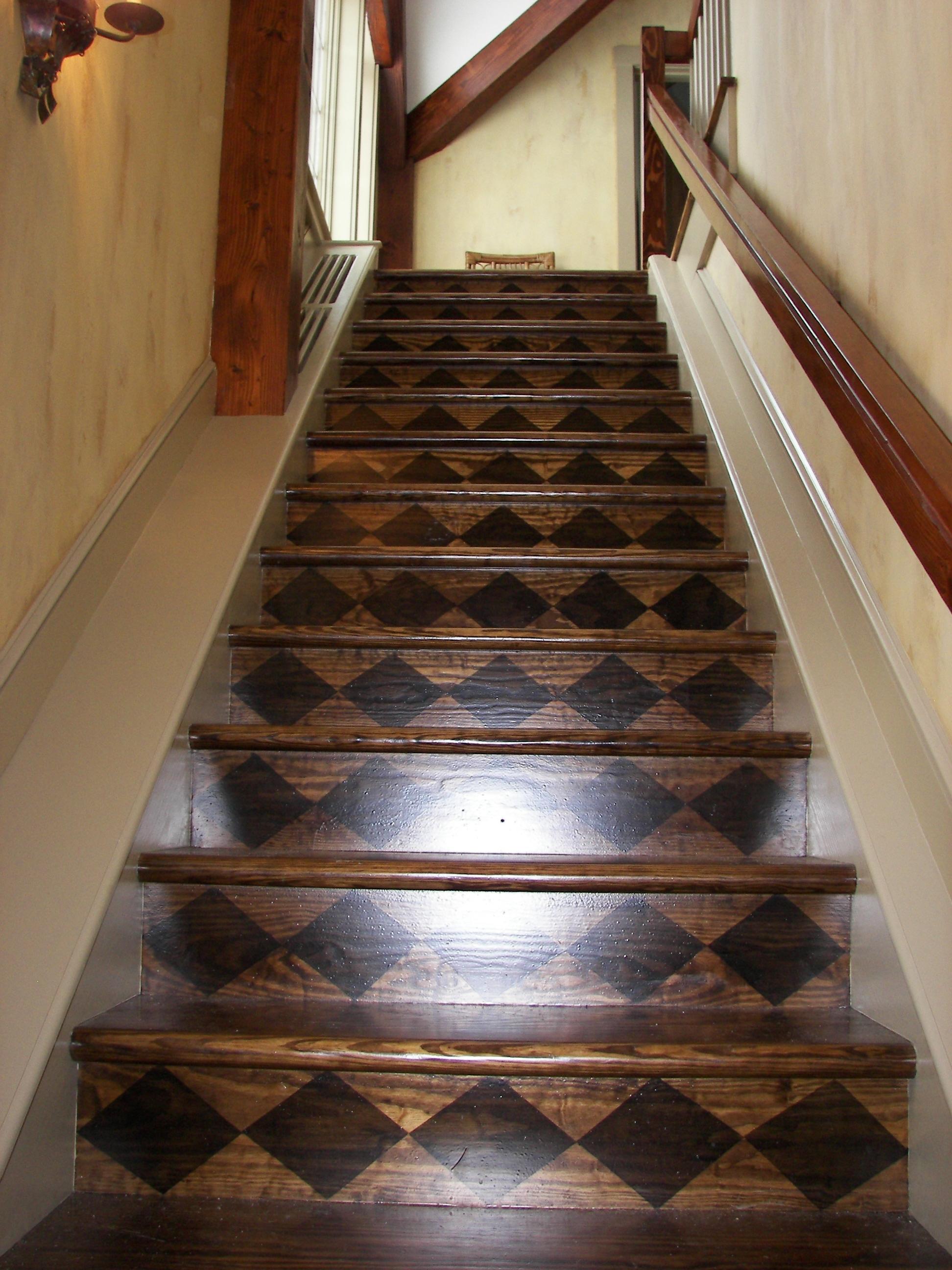 Stair Riser Details