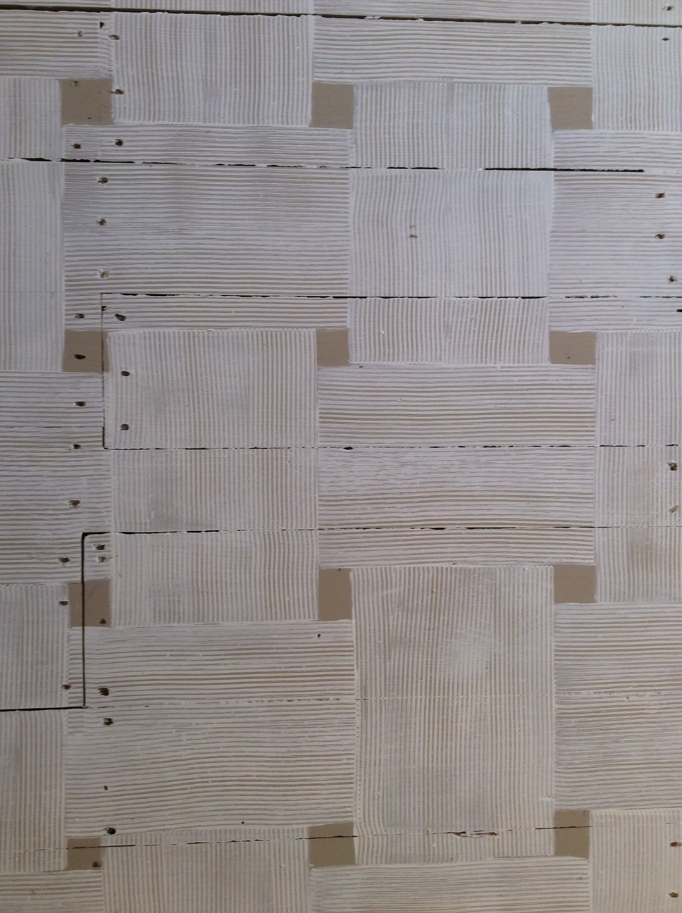 Basketweave Cabin Floor