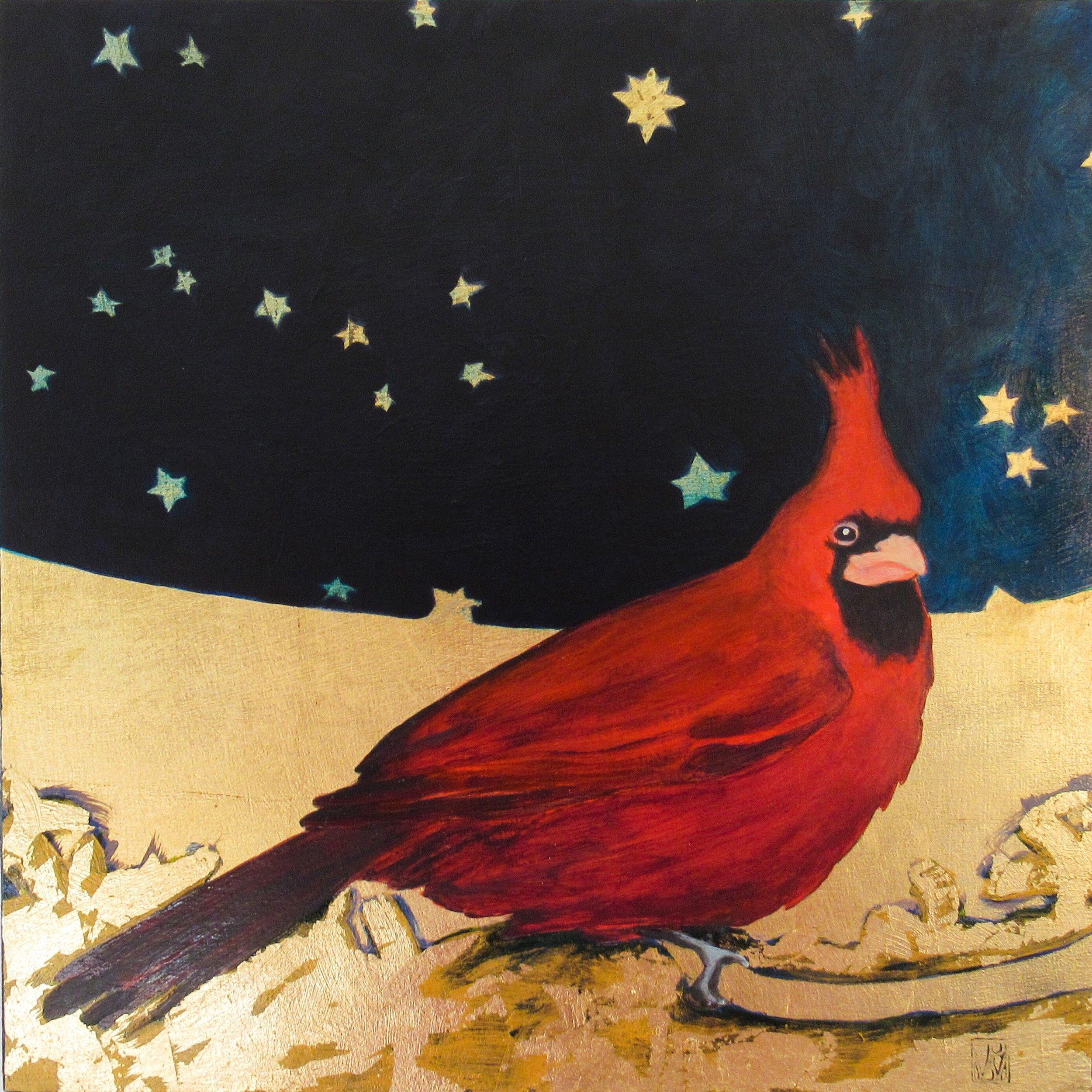 Winter Beacon - Cardinal