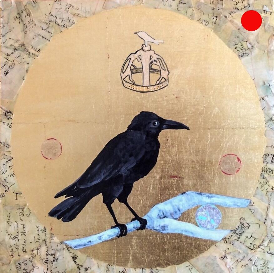 Crowned - Crow