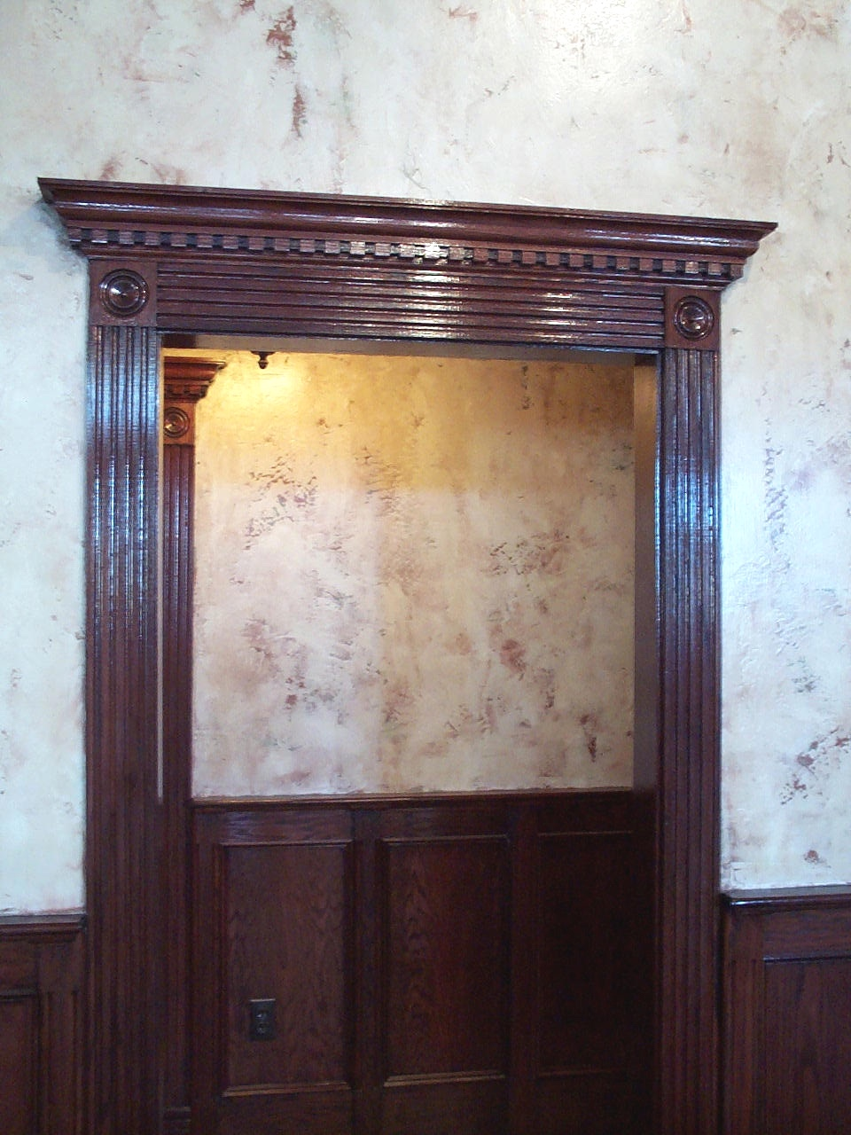 Venetian Plaster Finish - Old World