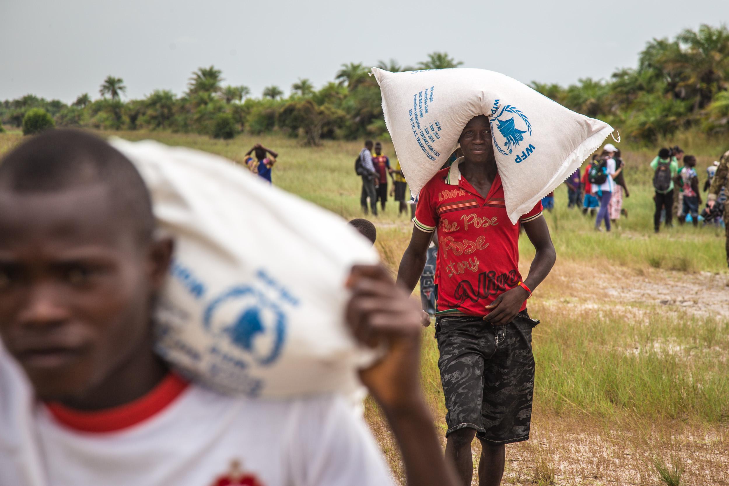 Food Aid in Sierra Leone