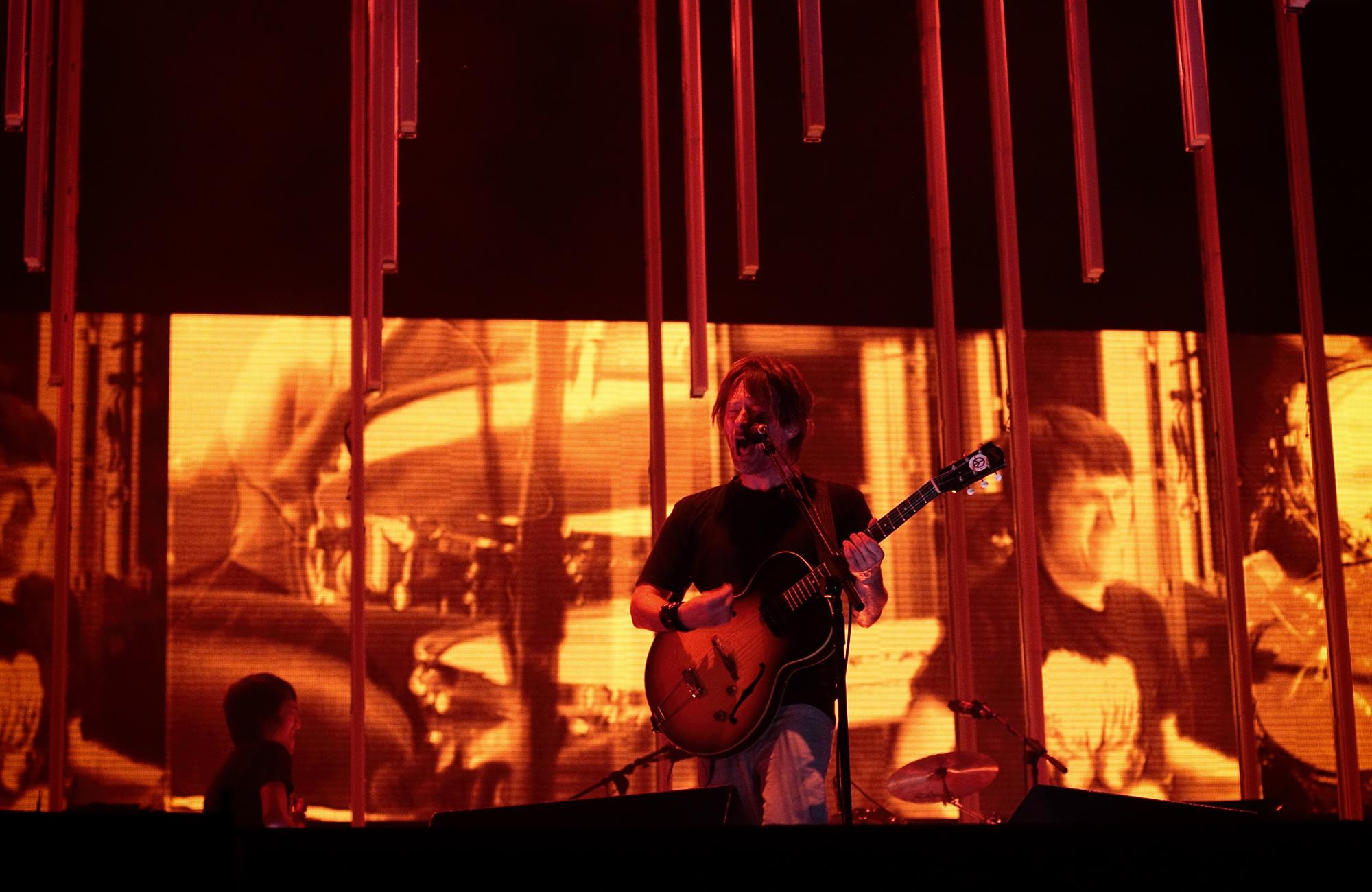 RADIOHEAD  FM4 Frequency Festival St. Pölten 2009
