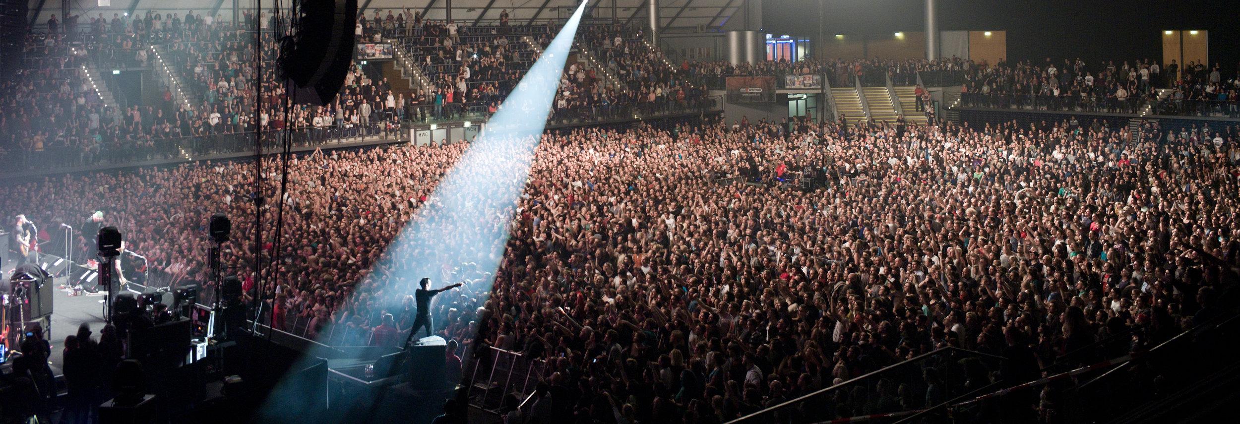 BEATSTEAKS  Arena Leipzig 2014