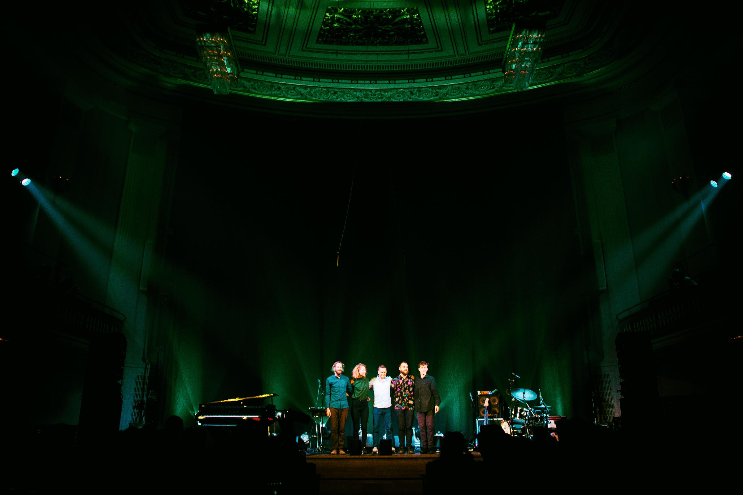 KOMPOST 3 FT. MIRA LU KOVACS  Konzerthaus Vienna 2016