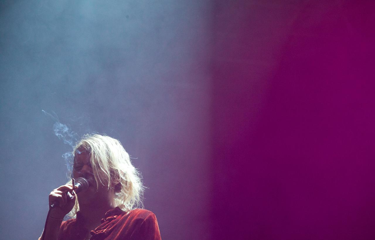 ARIEL PINK  Primavera Sound Festival Barcelona 2015
