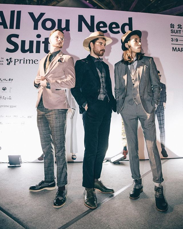 SUIT WALK TAIPEI  All You Need Is Suit & Shoes of course... . . #kazuocraft #madeintaipei  #customisableshoes #handcrafted #gentlemanstyle #designyourownshoes #shoemaker #bespokeshoes #dressshoes #dressshoesformen #smartcasual #dandystyle #handcraftedshoes #bespokeboots #shoesformen #dandy #fashionablemen #craftmanship #gentlemanshoes #gentlemanboots #dandyshoes #suitwalk2019 #oxfordboots
