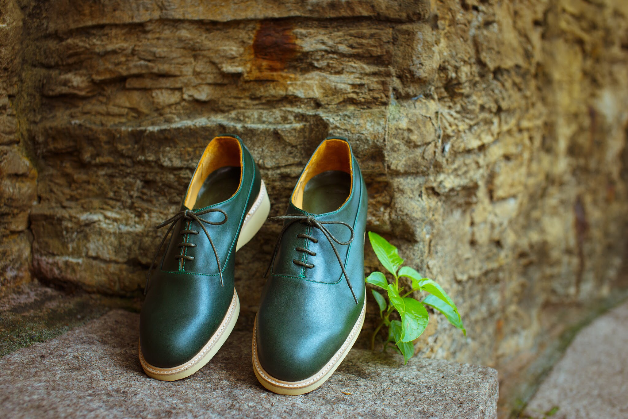 Smart Casual Oxford牛津鞋 -