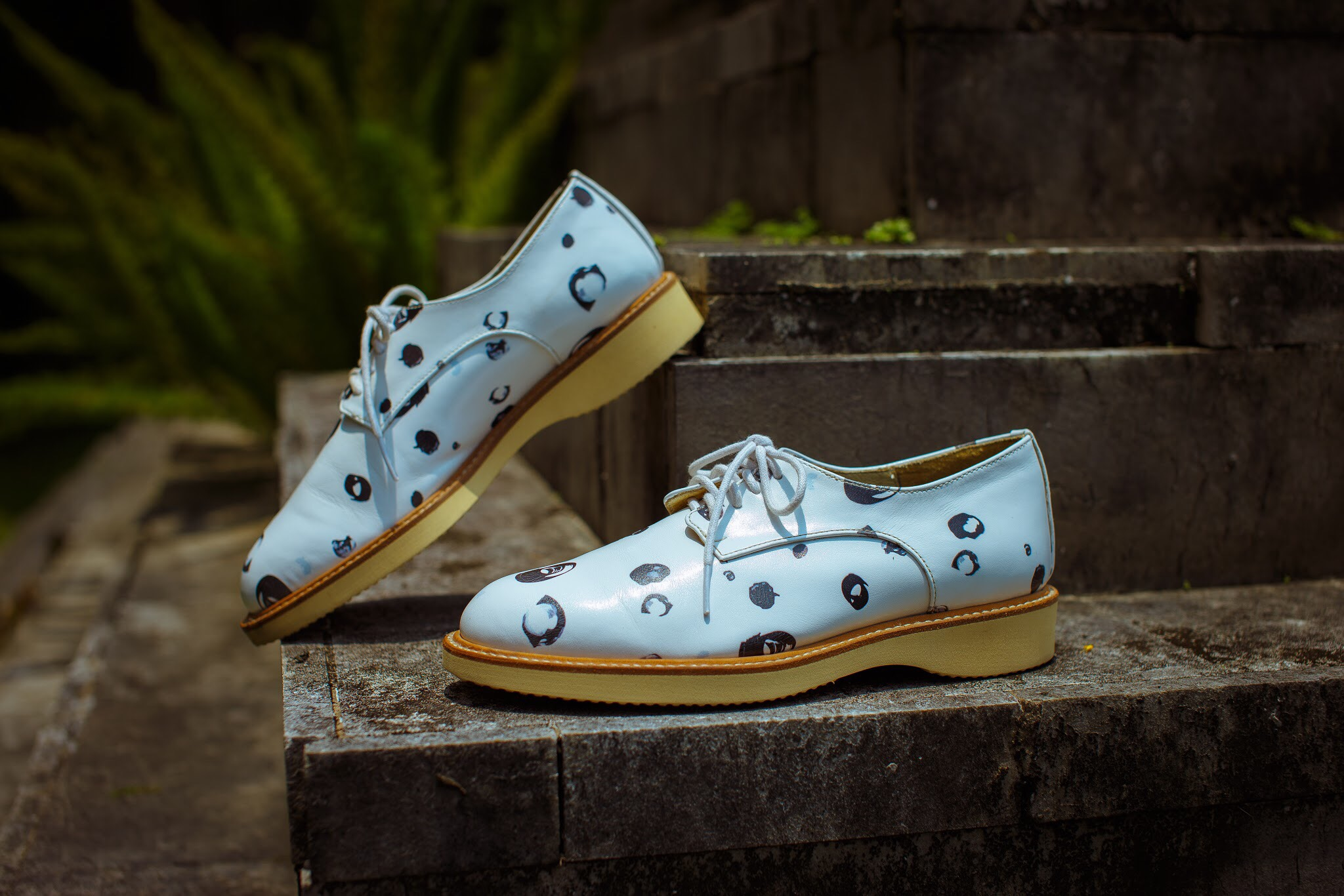 Modern Chic Derby德比鞋 -