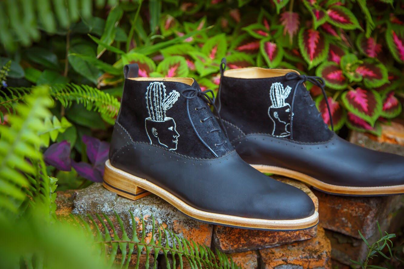 Balmoral Boots巴爾莫勒靴 -