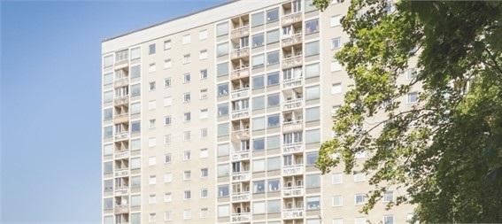Totalt 140 hyreslägenheter får ett bättre, uppdaterat ventilationssystem.
