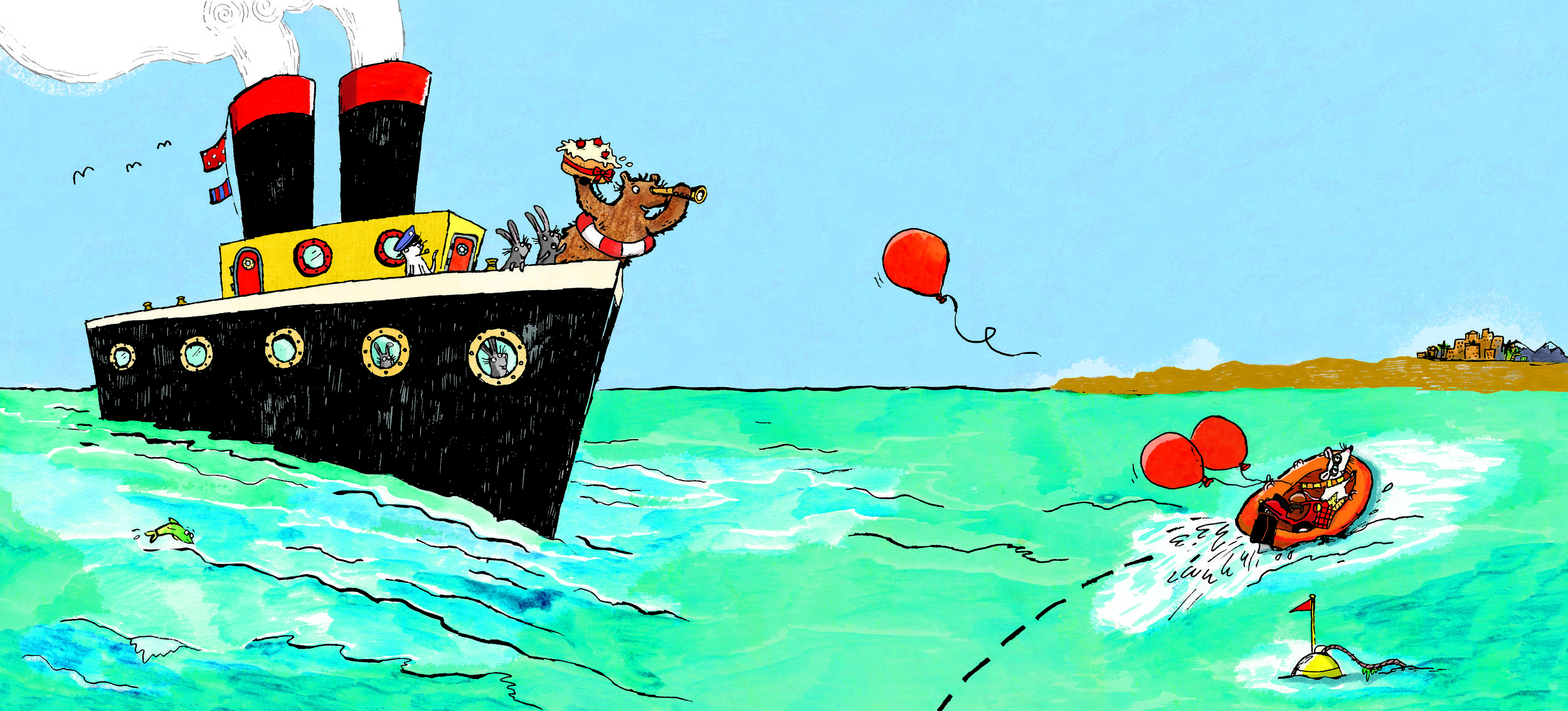 BEAR on a boat.jpg