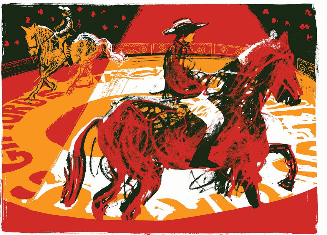 Giffords Circus Ring Riders.jpg