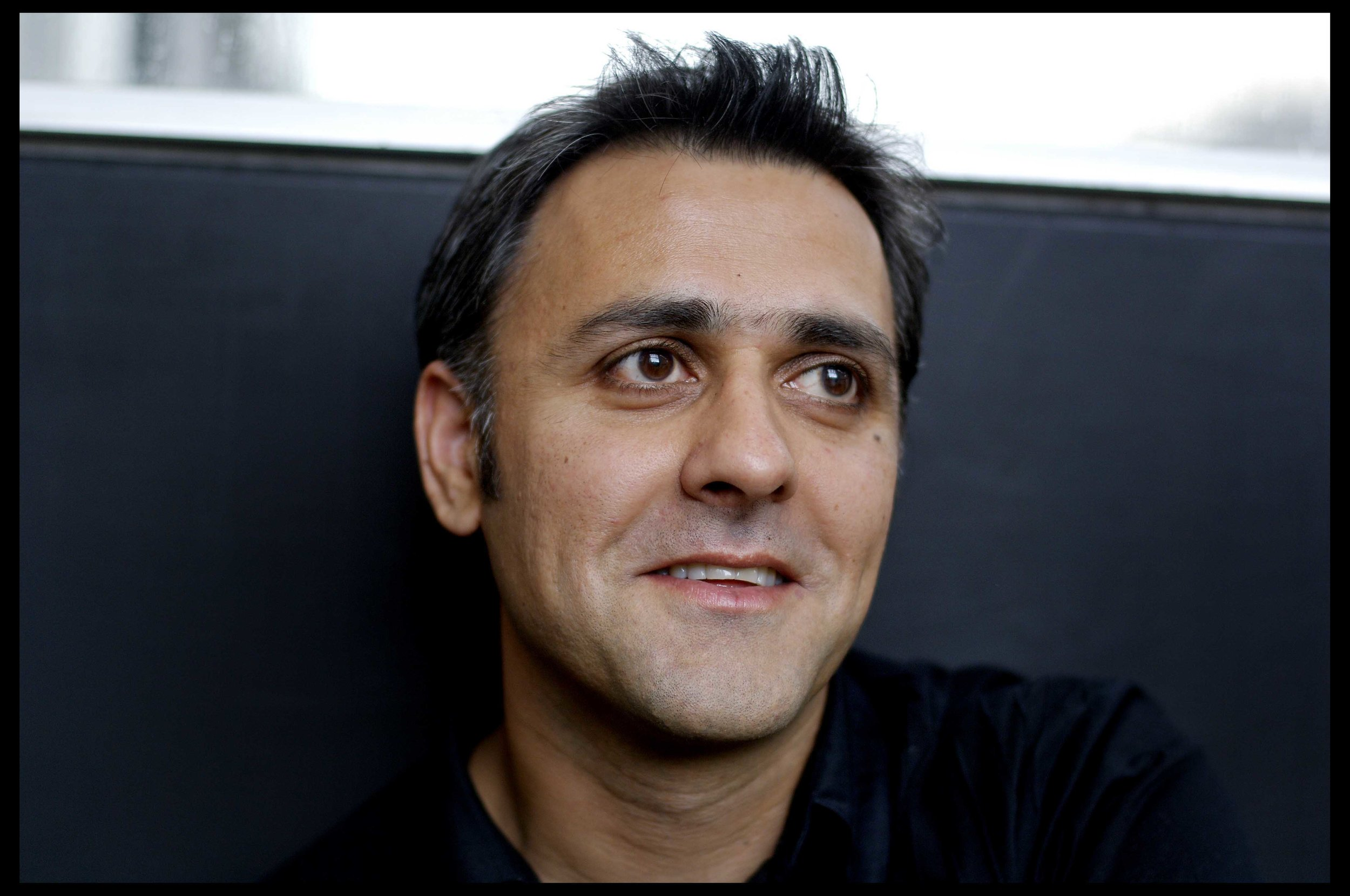 Dalijit Nagra, Wycliffe College, Thurs 8th Nov