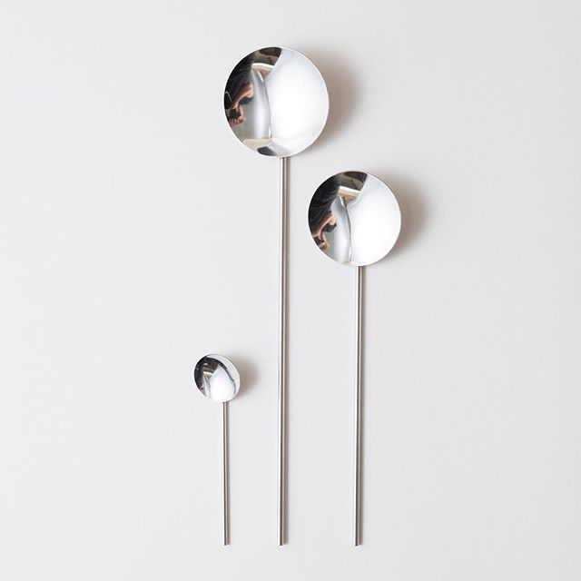 Finally have a small stock of stainless steel spoon. Available at kneip.no/shop