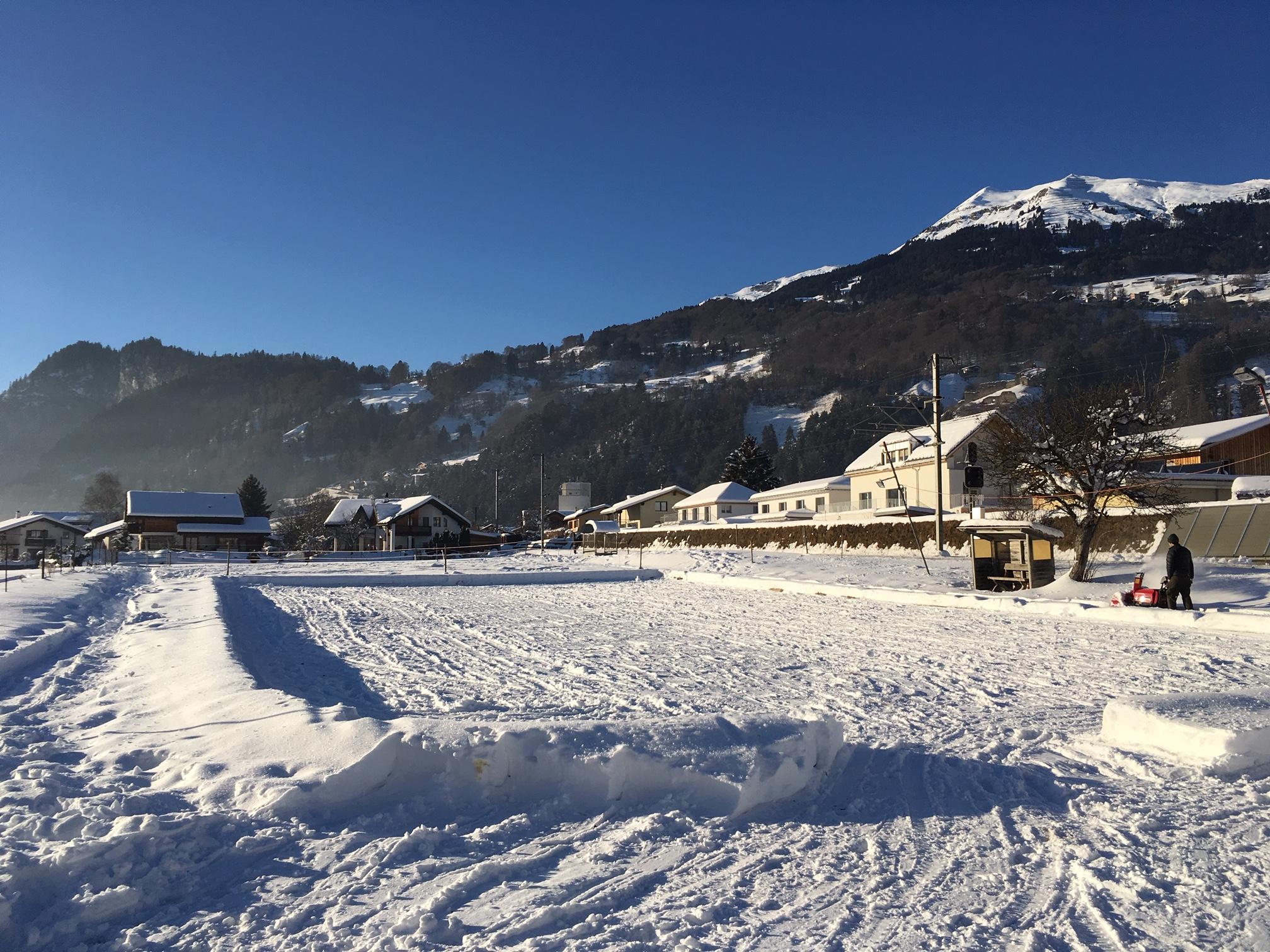 Cooles Winterfeeeling
