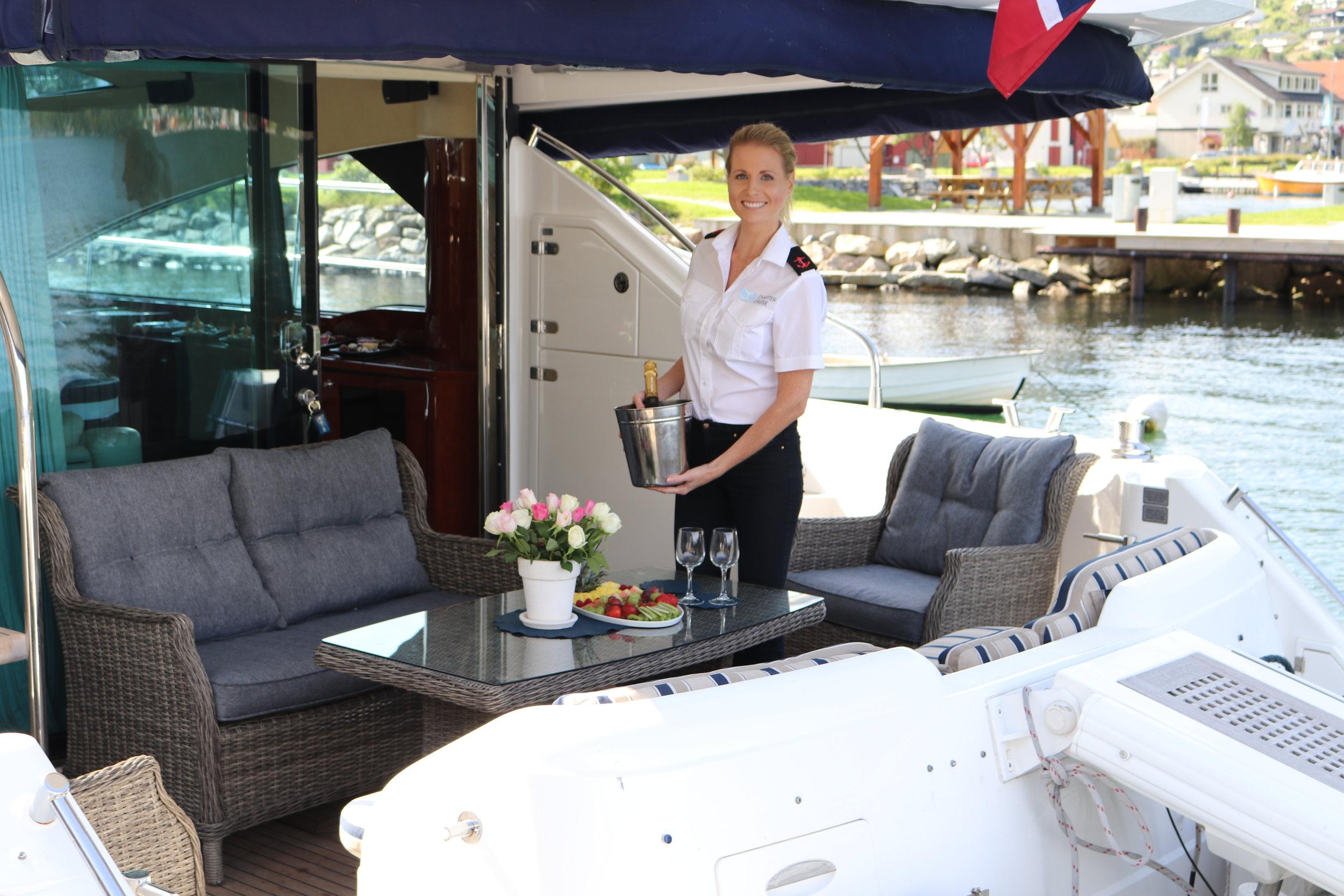 World Heritage Champagne Cruise