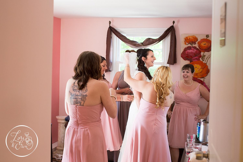 La Galleria, Buffalo NY Wedding Photography