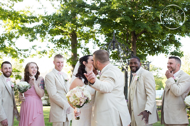 La Galleria Wedding Photos, Buffalo NY, Bridal Party