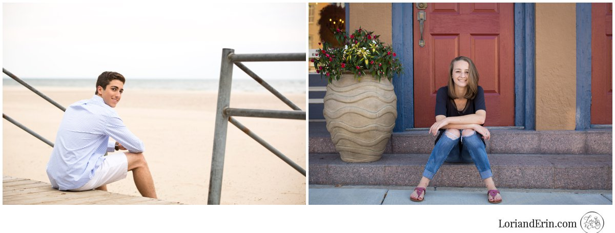 Do you prefer the beach or the village look?