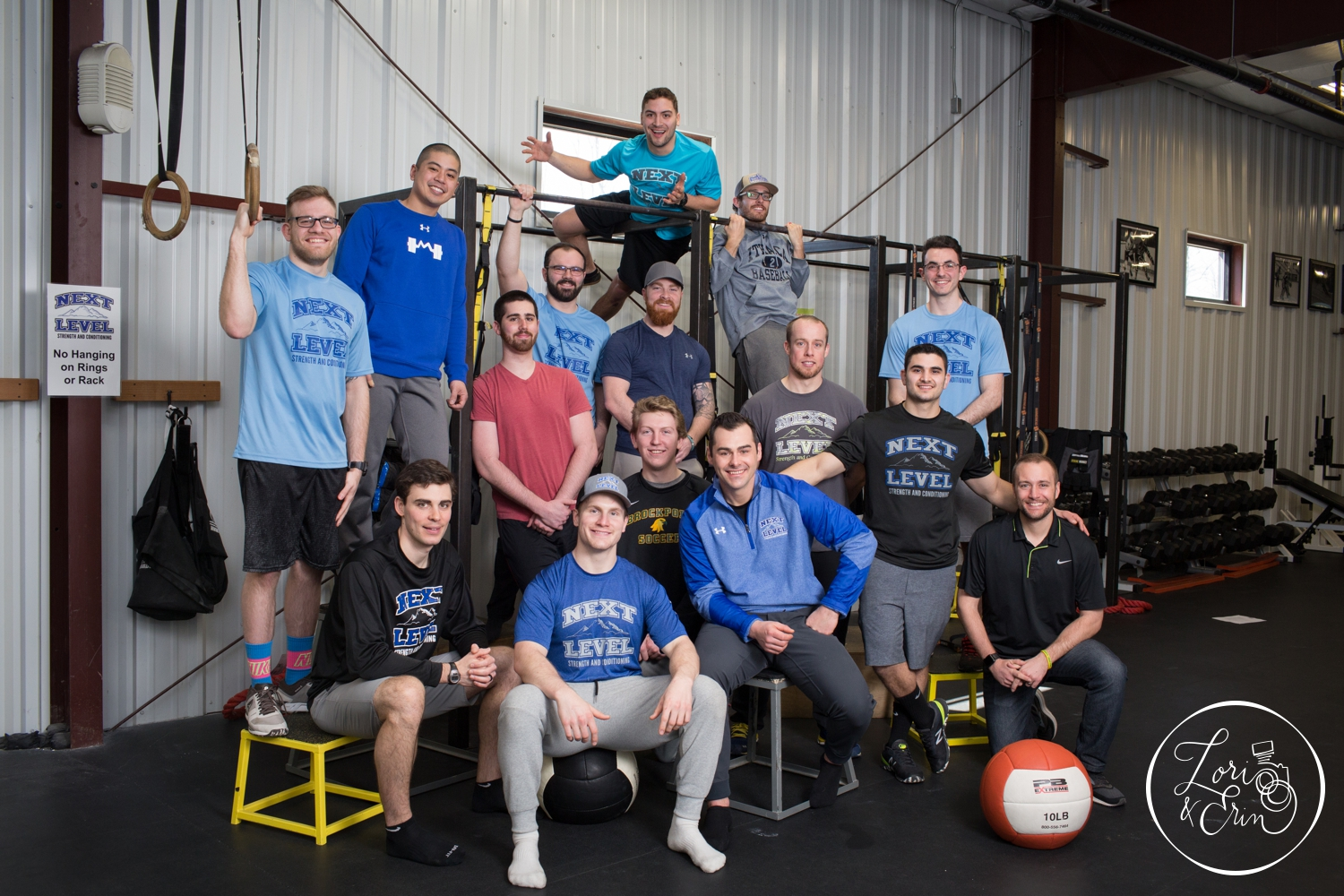 The team at Next Level Strength and Conditioning
