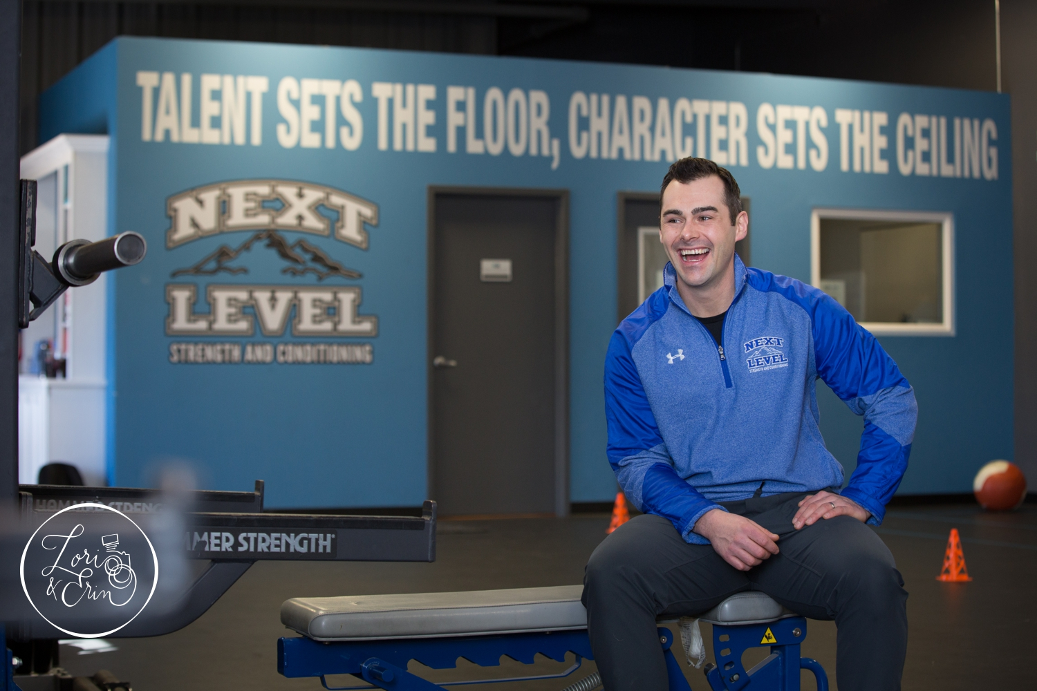 Nate VanKouwenberg, Owner of Next Level Strength and Conditioning in Fairport